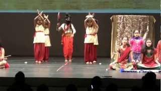 Chinmaya mission RDU Swaranjali performance