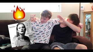 Taylor Swift - Ready For It REACTION (OFFICIAL AUDIO)