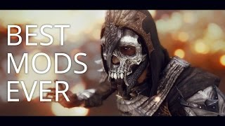 THE BEST SKYRIM MODS OF ALL TIME
