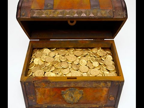 Found Vintage Gold coins collections