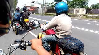 Lagu CB versi PHCC( Purwokerto Honda CB Club )