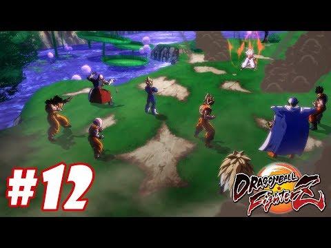 Androi 21 biến mất hoàn toàn - Nhóm chiến binh Z đã thắng lợi - Dragon Ball FighterZ#12