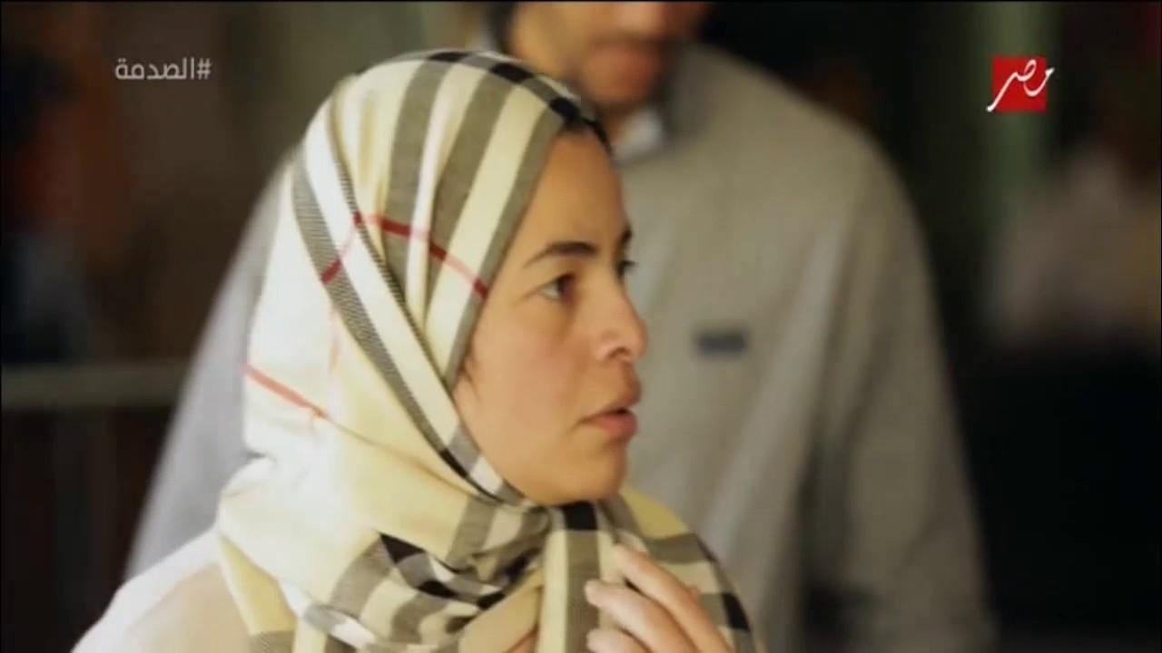 مطعم يتعامل بعنصرية ضد عائلة سودانية .. شاهد رد فعل المصريين على الموقف فى #الصدمة