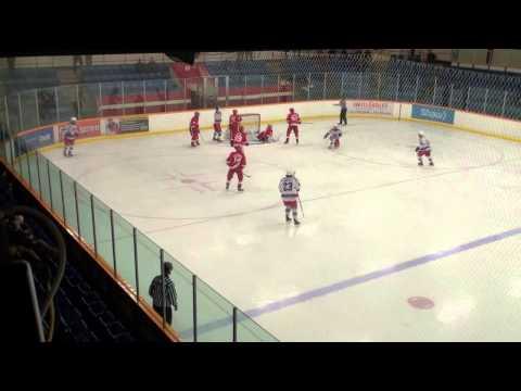 Oakville Blades at Hamilton Red Wings OJHL Highlights November 24 2013