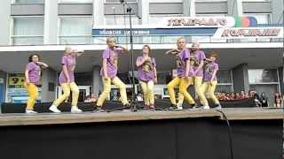 Girls on the dancefloor (Sharm-S Hip-Hop)