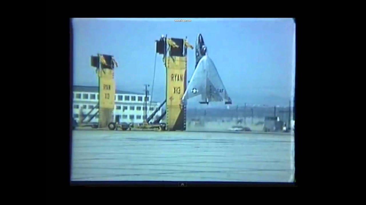 The First VTOL Jet