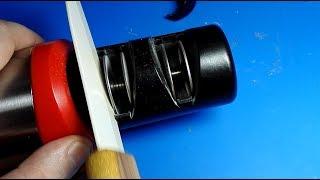 Алмазная электрическая точилка ножей. Taidea T1031D.