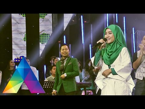 LIVE WITH TRIO LESTARI - Fatin Shidqia Away