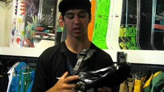 2013 k2 formula snowboard binding review by milosport