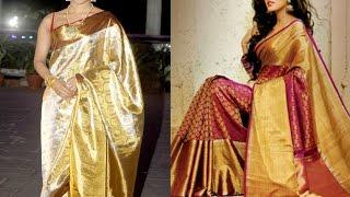 plain fancy sarees