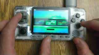 Odroid Go Advance further PSP, and MSU1 testing. Plus some N64DD