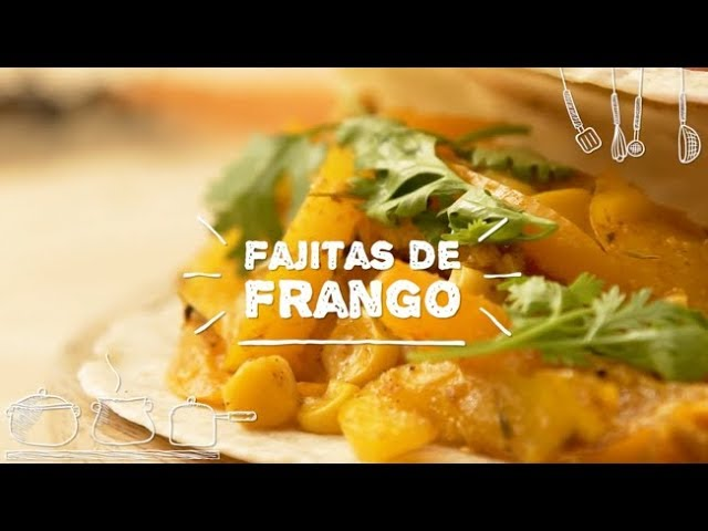 Fajitas de Frango - Sabor com Carinho (Tijuca Alimentos)