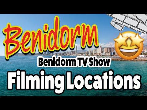 Benidorm Filming Location Tour