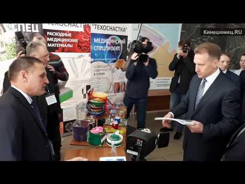 Первый вице - премьер Правительства России Игорь Шувалов посетил Наволоки