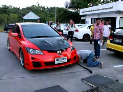 Honda Civic Bodykit Youtube