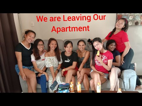 We are Leaving our Apartment , Let's get Together one More Time for Fun June 28, 2020