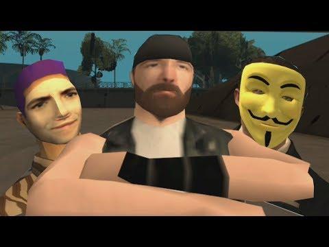Nando Moura no GTA (Parte 4/Final)