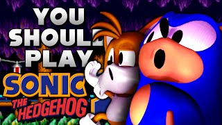 YOU SHOULD PLAY SONIC THE HEDGEHOG 2 - RadicalSoda