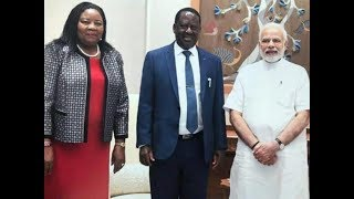 House of Cards: Is Raila a top diplomat?