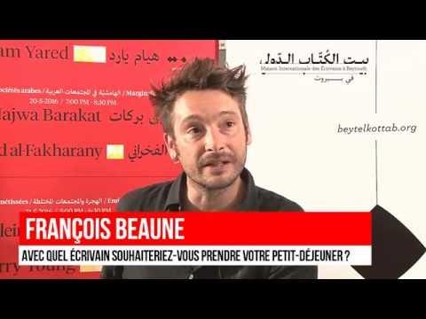 François Beaune souhaiterait prendre son petit-déjeuner avec Denis Diderot