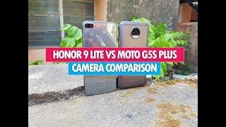 Honor 9 Lite vs Moto G5S Plus Camera Comparison- Which has better Camera?