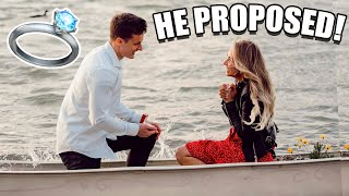 The PROPOSAL!! BEHiND THE SCENES!