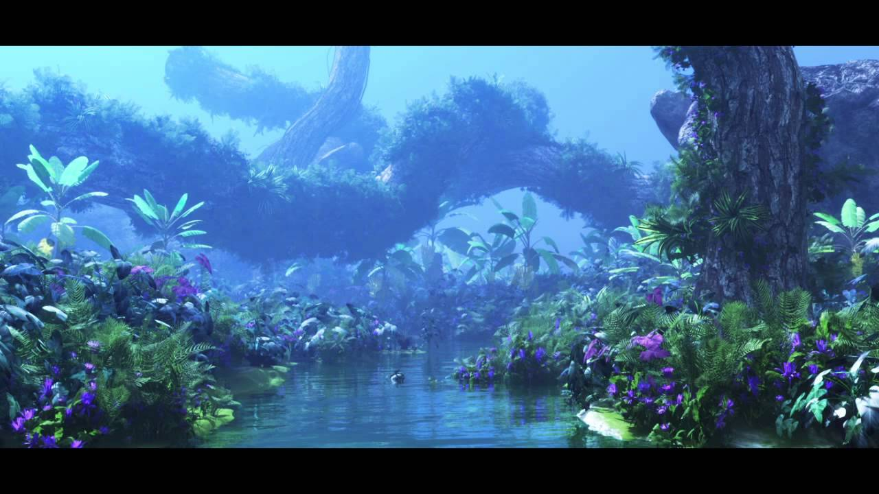 Avatar Movie Pandora Avatar Pandora Forest ...