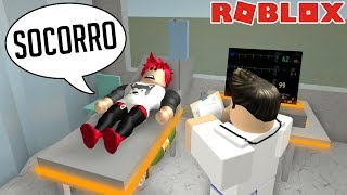 have a very dangerous illness in ROBLOX 💀 [Roleplay]