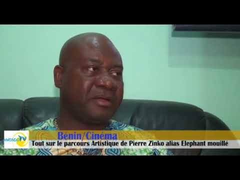 Interview de l'artiste Pierre Zinko alias éléphant mouillé sur Hwendo tv