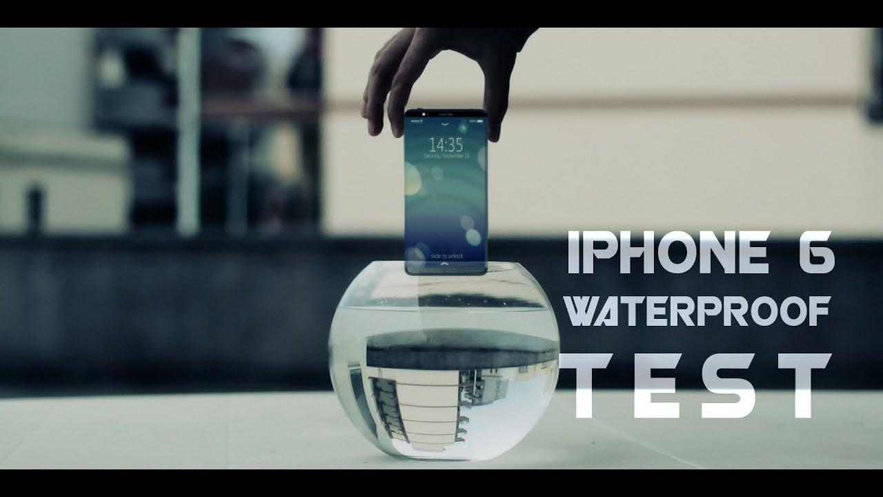 Ako si poradia nové iPhony vo vode?