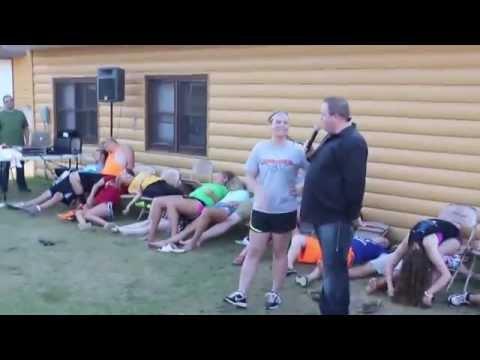 2014 NDFU Camp Hypnotist