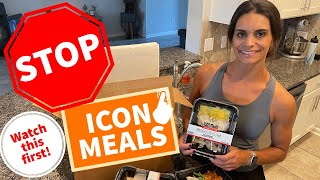 ICON Meals Review 2021: MUST Watch BEFORE Buying!