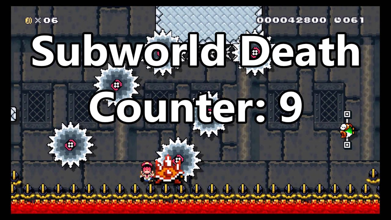 Video: Super Mario Maker Player Clears Insane Level and