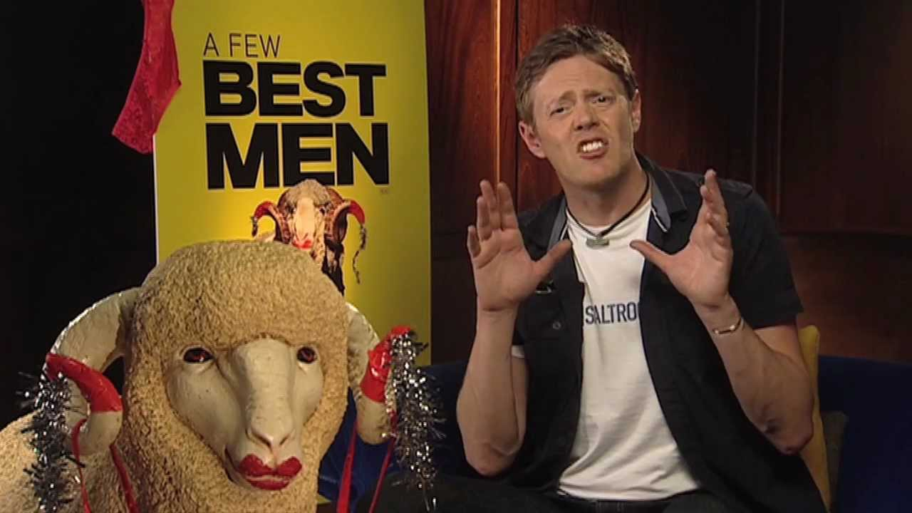 Download A Few Best Men - Interview - Kris Marshall's Stag Do Tips