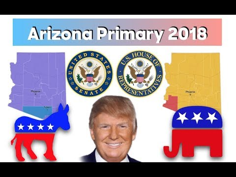 Analyzing the 2018 Arizona Primary Results | Senate +
