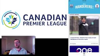 How To Watch The Canadian Premier League Live Games In Canada 🇨🇦 | Stream CPL Games In Canada