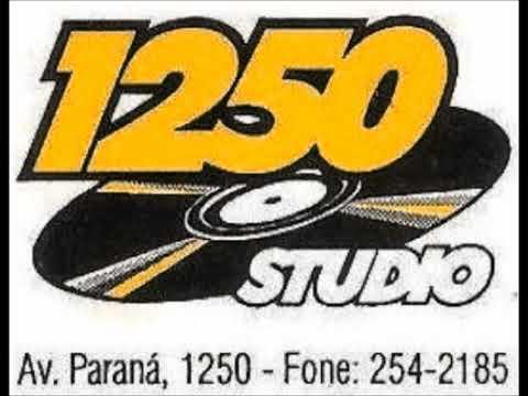STUDIO  1250     -    SET  ANOS  90