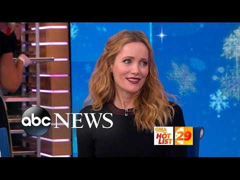 'GMA' Hot List: Actress Leslie Mann reveals what a psychic told her