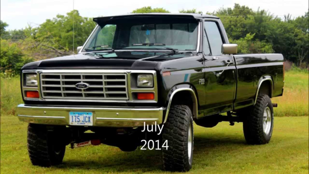 1984 Ford F-250 Walkaround