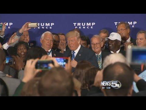 Trump Slightly Down in Alabama Polls