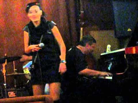 Besame Mucho Armenian Jazz Style! @Malkhas Jazz Club, Yerevan Armenia