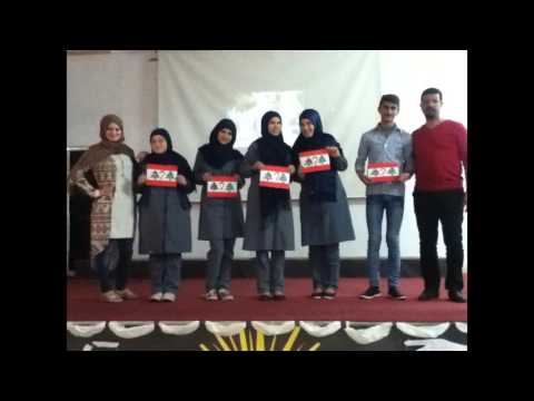 assadek school students of grade 10 section A(english projects about environment