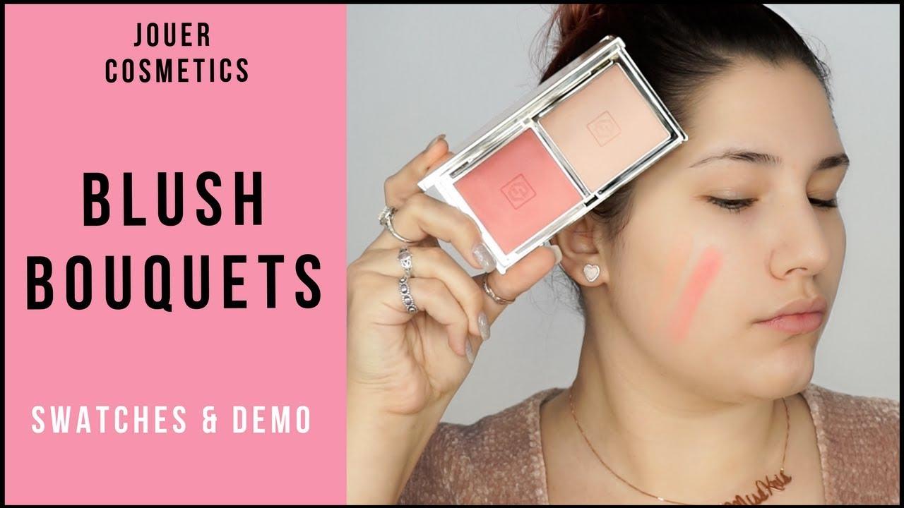 Blush Bouquet Dual Blush Palatte by jouer #5