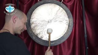 "Тибетский  Гонг - ""Звуки Тибета"" - 70 см  (1)."