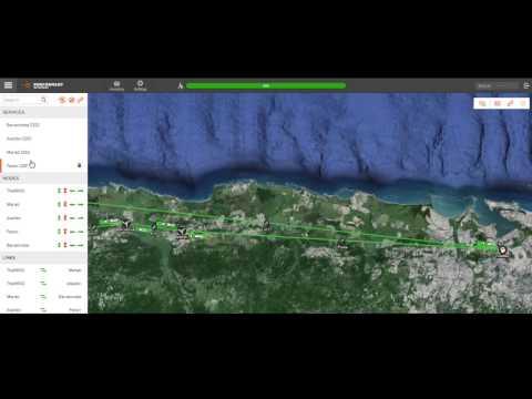 Aeronet Puerto Rico R-FLO Network Ring 1