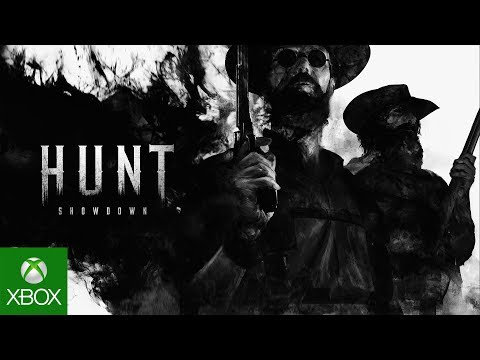 Hunt: Showdown - Game Preview Launch Trailer