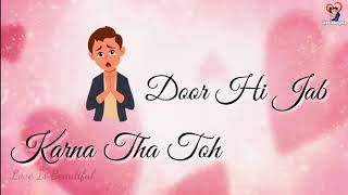 Khuda Kabhi Tujhe Bhi To Pyar Hoga || WhatsApp Status Video
