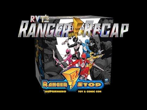 Ranger Recap at Rangerstop 2018 - Heroes of the Grid Demo
