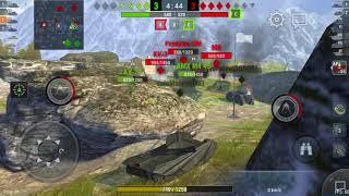 WoT Blitz | T6 Dracula Ace Tanker, 3.1k dmg