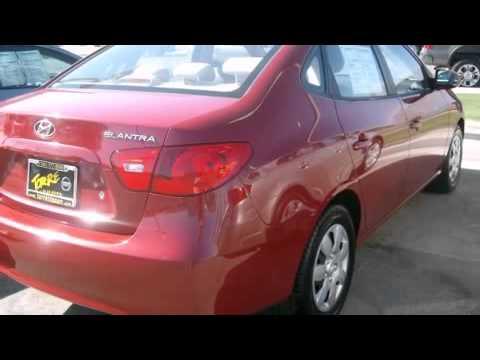 2009 Hyundai Elantra Sedan In La Quinta, CA 92253